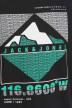 CORE BY JACK & JONES T-shirts (korte mouwen) zwart 12181841_BLACK SL GIBS T img2