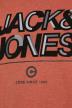 CORE BY JACK & JONES T-shirts (korte mouwen) rood 12185101_RED OCHRE SLIM img4