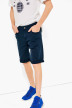 S. Oliver Shorts blauw 1278031_5798 DARK BLUE img4