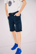 S. Oliver Shorts blauw 1278031_5798 DARK BLUE img1