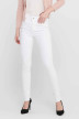 ONLY® Jeans skinny wit 15155438_WHITE img1