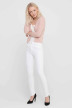 ONLY® Jeans skinny wit 15155438_WHITE img5