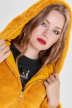 ONLY® Vestes courtes jaune 15156560_GOLDEN YELLOW img4