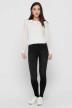 ONLY® Jeans skinny zwart 15157997_BLACK DENIM img6
