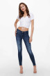 ONLY Jeans skinny denim 15158979_MEDIUM BLUE DEN img1