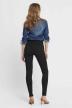 ONLY® Jeans skinny noir 15159404_BLACK DENIM img3