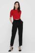 ONLY Pantalons noir 15160446_BLACK img2