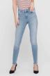 ONLY Jeans skinny denim 15164319_LIGHT BLUE DENI img2
