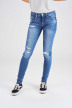 ONLY Jeans skinny denim 15170504_S007018MEDBLUE img1
