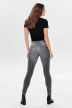 ONLY Jeans skinny gris 15170819_GREY DENIM img3