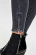 ONLY Jeans skinny gris 15170819_GREY DENIM img5