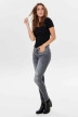 ONLY Jeans skinny gris 15170819_GREY DENIM img6
