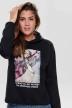 ONLY Sweaters met kap zwart 15186517_BLACK img5