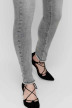 ONLY® Jeans skinny grijs 15188520_GREY DENIM img4