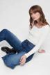 JACQUELINE DE YONG Jeans wide denim 15193394_MEDIUM BLUE DEN img5