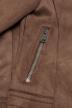 ONLY Vestes courtes brun 15207570_COGNAC img3