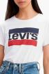 Levi's® T-shirts (korte mouwen) wit 17369 PERFECTSPORT_0297WHITE img1