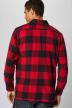Levi's® Chemises (manches longues) rouge 195730096_0096 BANDURRIA img3