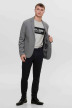 ONLY & SONS® Blazers gris 22015852_MEDIUM GREY MEL img2