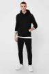 ONLY & SONS® Sweaters met kap zwart 22018685_BLACK img2
