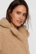 NOISY MAY Lange jassen beige 27010169_WHITE PEPPER img3