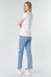 Levi's® T-shirts (korte mouwen) wit 391850006_0006WHITE img3
