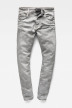 G-Star RAW Jeans tapered grijs 510037607_424GREYLTAGED img4