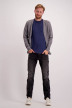 Tom Tailor Jeans slim grijs 62554400910_1056DARK GREY img2