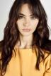 Astrid Black Label Jurken (kort) oranje ABL201WT 016_DESERT SUN img4