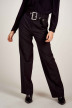 Astrid Black Label Pantalons de costume noir ABL202WT 024_BLACK img2