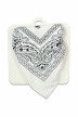 Hailys Foulards blanc AM656880_WHITE img1