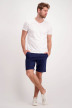BRUCE & BUTLER Shorts bleu BB DUBAI_NAVY img2