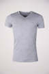 BRUCE & BUTLER T-shirts (manches courtes) gris BB LEANDER SS V 1P_LIGHT GREY img1