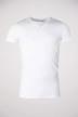 BRUCE & BUTLER T-shirts (korte mouwen) wit BB LEANDER SS V 1P_WHITE img1