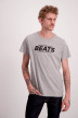 Cyclo Club Marcel T-shirts (manches courtes) gris CCM182MT 012_GREY MELEE img1