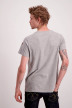 Cyclo Club Marcel T-shirts (manches courtes) gris CCM182MT 012_GREY MELEE img3