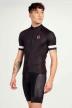 Cyclo Club Marcel T-shirts (korte mouwen) zwart CCM213MT 002_BLACK img2