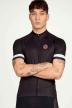 Cyclo Club Marcel T-shirts (korte mouwen) zwart CCM213MT 002_BLACK img3