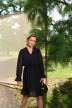 Clouds Of Fashion Robes courtes noir COF192WT 013_JET BLACK img6
