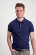 Tommy Jeans Polo's blauw DM0DM04266002_002BLACK IRIS img1