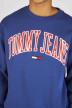 Tommy Jeans Sweats col O bleu DM0DM05945434_434 LIMOGES img4
