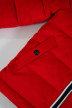 GARCIA Vestes courtes rouge GJ050801_627 FIERY RED img3