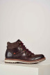 Le Fabuleux Marcel De Bruxelles Chaussures brun IMP202WA 010_BROWN img3