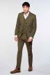 Le Fabuleux Marcel de Bruxelles Blazers vert IMP213MT 001_KHAKI img1