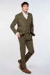 Le Fabuleux Marcel De Bruxelles Gilets groen IMP213MT 002_KHAKI img1
