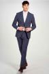 Le Fabuleux Marcel de Bruxelles Blazers bleu IMP213MT 005_NAVY img1