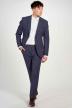 Le Fabuleux Marcel de Bruxelles Blazers bleu IMP213MT 005_NAVY img3