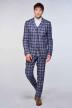 Le Fabuleux Marcel de Bruxelles Blazers blauw IMP213MT 008_NAVY img1