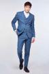 Le Fabuleux Marcel de Bruxelles Blazers blauw IMP213MT 018_INDIGO BLUE img1