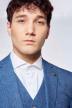 Le Fabuleux Marcel de Bruxelles Blazers blauw IMP213MT 018_INDIGO BLUE img4